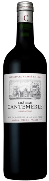 Chateau Cantemerle Haut Medoc 2009