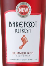 Barefoot Refresh Summer Red Spritzer 2014