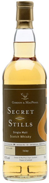 Gordon & MacPhail Secret Stills 14yr