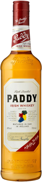 Paddy Irish Whiskey