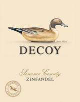 Decoy Sonoma County Zinfandel 2015