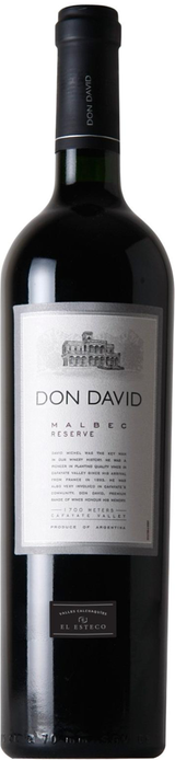 Michel Torino Don David Reserve Malbec 2015