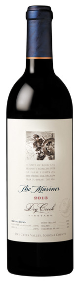Dry Creek Mariner Meritage 2013