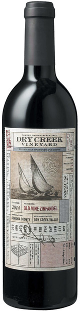 Dry Creek Old Vine Zinfandel 2014
