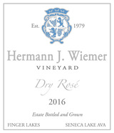 Hermann J. Wiemer Dry Rose 2016