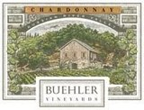 Buehler Vineyards Russian River Chardonnay 2015