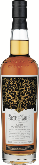 Compass Box The Spice Tree Malt Scotch Whisky