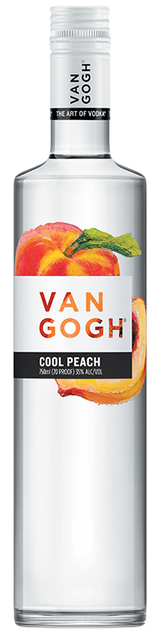 Vincent Van Gogh Cool Peach Vodka