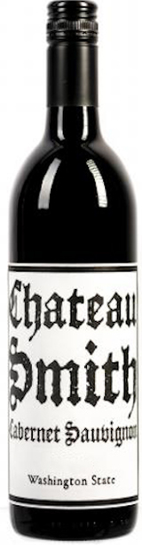 Charles Smith Chateau Smith Cabernet Sauvignon 2015