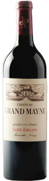 Chateau Grand Mayne Saint Emilion 2014