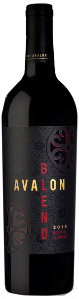 Avalon California Red Blend 2015