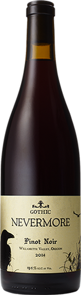 Gothic Nevermore Pinot Noir 2014
