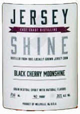 Jersey Shine Black Cherry Moonshine