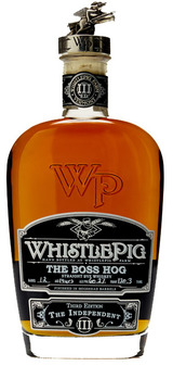 WhistlePig The Boss Hog 3rd Edition Single Barrel Rye Whiskey 14 year old