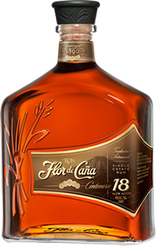 Flor de Cana Centenario Single Estate Rum 18 year old