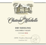 Chateau Ste. Michelle Columbia Valley Dry Riesling 2016
