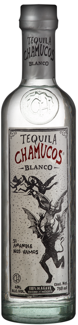 Chamucos Blanco Tequila