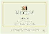 Neyers Gary's Vineyard Syrah 2015