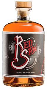 Honeoye Falls Distillery Red Saw Bourbon Whiskey