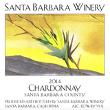 Santa Barbara Winery Chardonnay 2014