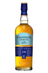 Knappogue Castle Twin Wood Irish Whiskey 16 year old