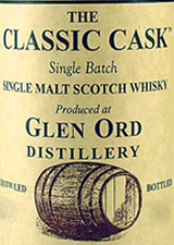 Glen Ord Classic Cask Single Malt Scotch 14 year old