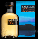 Balblair Highland Single Malt Scotch Whisky 2003