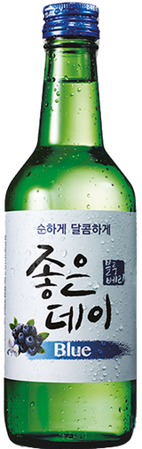 Good Day Blue Blueberry Soju
