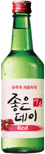 Good Day Red Pomegranate Soju