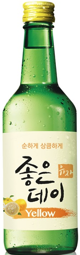 Good Day Yellow Citron Soju