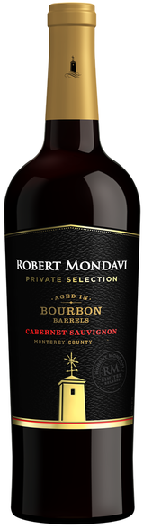 Robert Mondavi Private Selection Bourbon Barrel-Aged Cabernet Sauvignon 2016