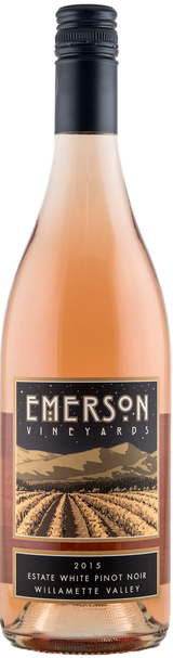 Emerson Vineyards White Pinot Noir 2015