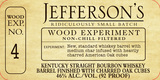 Jefferson's Wood Experiment Collection No. 4
