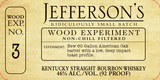 Jefferson's Wood Experiment Collection No. 3