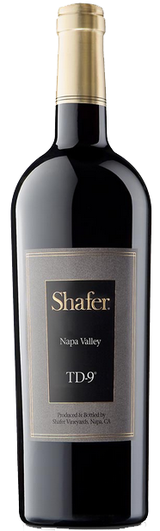 Shafer TD-9 Proprietary Red 2015