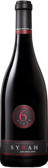 Michael David 6th Sense Syrah 2015