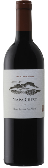 Yao Family Wines Napa Crest Red 2014