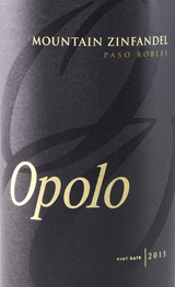 Opolo Mountain Zinfandel 2015