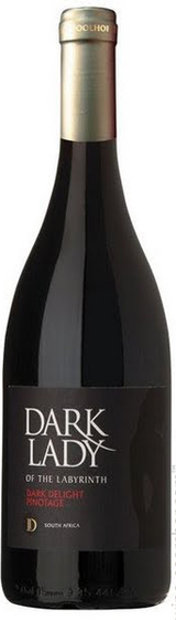 Doolhof Dark Lady of the Labyrinth Pinotage 2015