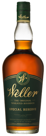 William Larue Weller Special Reserve Kentucky Straight Bourbon Whiskey