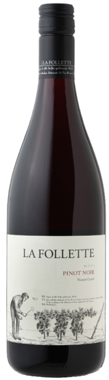 La Follette North Coast Pinot Noir