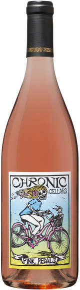 Chronic Cellars Pink Pedals 2016