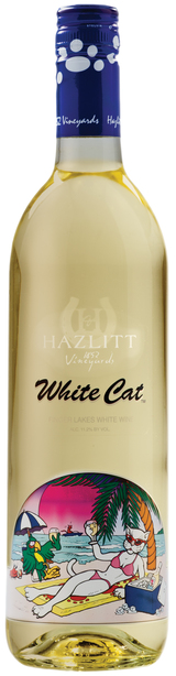 Hazlitt 1852 Vineyards White Cat NV