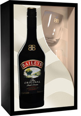 Baileys Original Irish Cream With Glasses