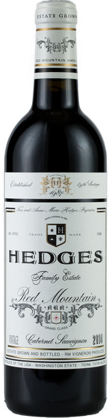 Hedges Red Mountain Cabernet Sauvignon 2014