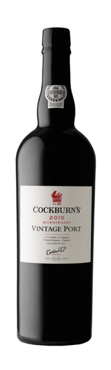 Cockburn's Vintage Port 2015