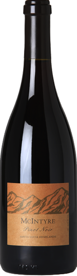 McIntyre Vineyards Santa Lucia Highlands Pinot Noir 2015
