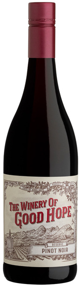 The Winery of Good Hope Reserve Pinot Noir 2014