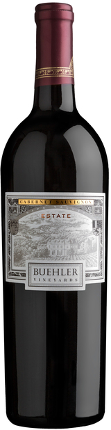 Buehler Vineyards Estate Cabernet Sauvignon 2015