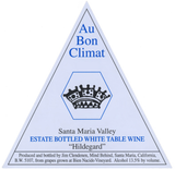 Au Bon Climat Hildegard White Table Wine 2014